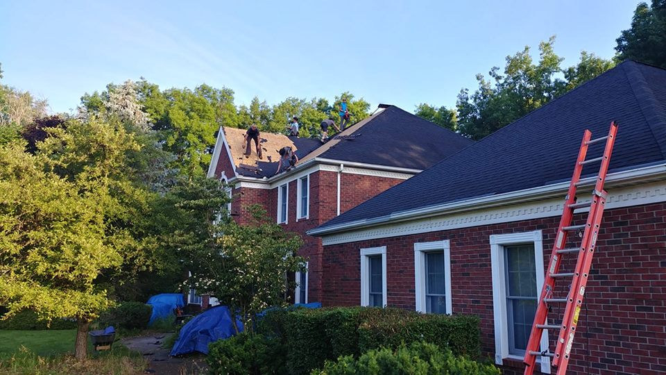 Tony Newman Roofing